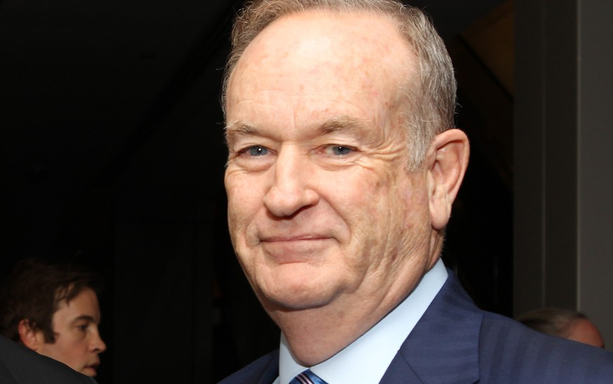 FILE - In this Oct. 28, 2013 file photo, political commentator Bill O'Reilly attends the National Geographic Channel's