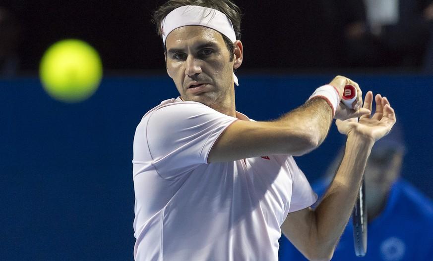 Swiss Indoors in Basel: Roger Federer vs. Peter Gojowczyk im Liveticker