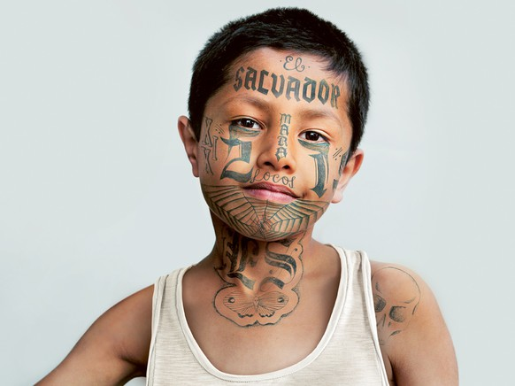 das bedeuten die tattoos der zentralamerikanischen gangs watson. Black Bedroom Furniture Sets. Home Design Ideas