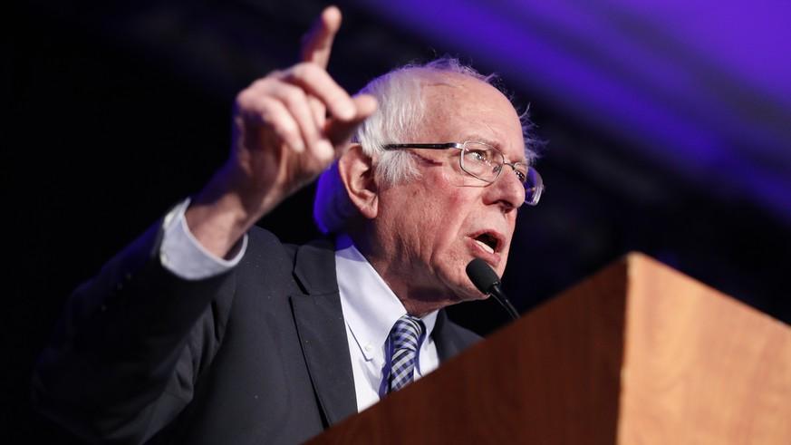 US-Demokrat Sanders verurteilt homophobe Sprüche gegen Buttigieg