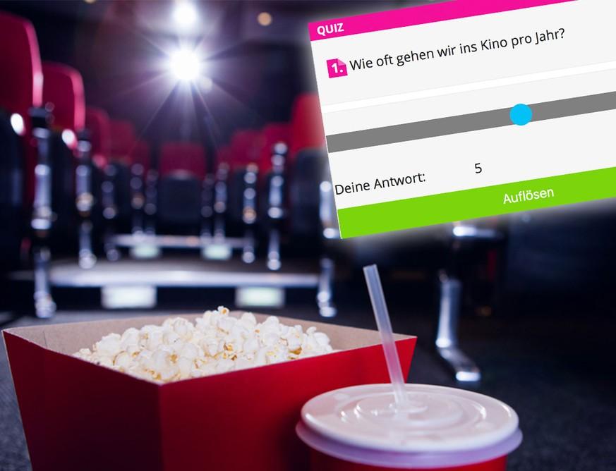 In diesen Städten gibt es die meisten Kinos