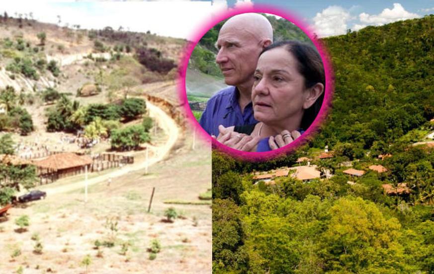 Sebastião Ribeiro und Léila Salgado pflanzten in Brasilien einen Wald.