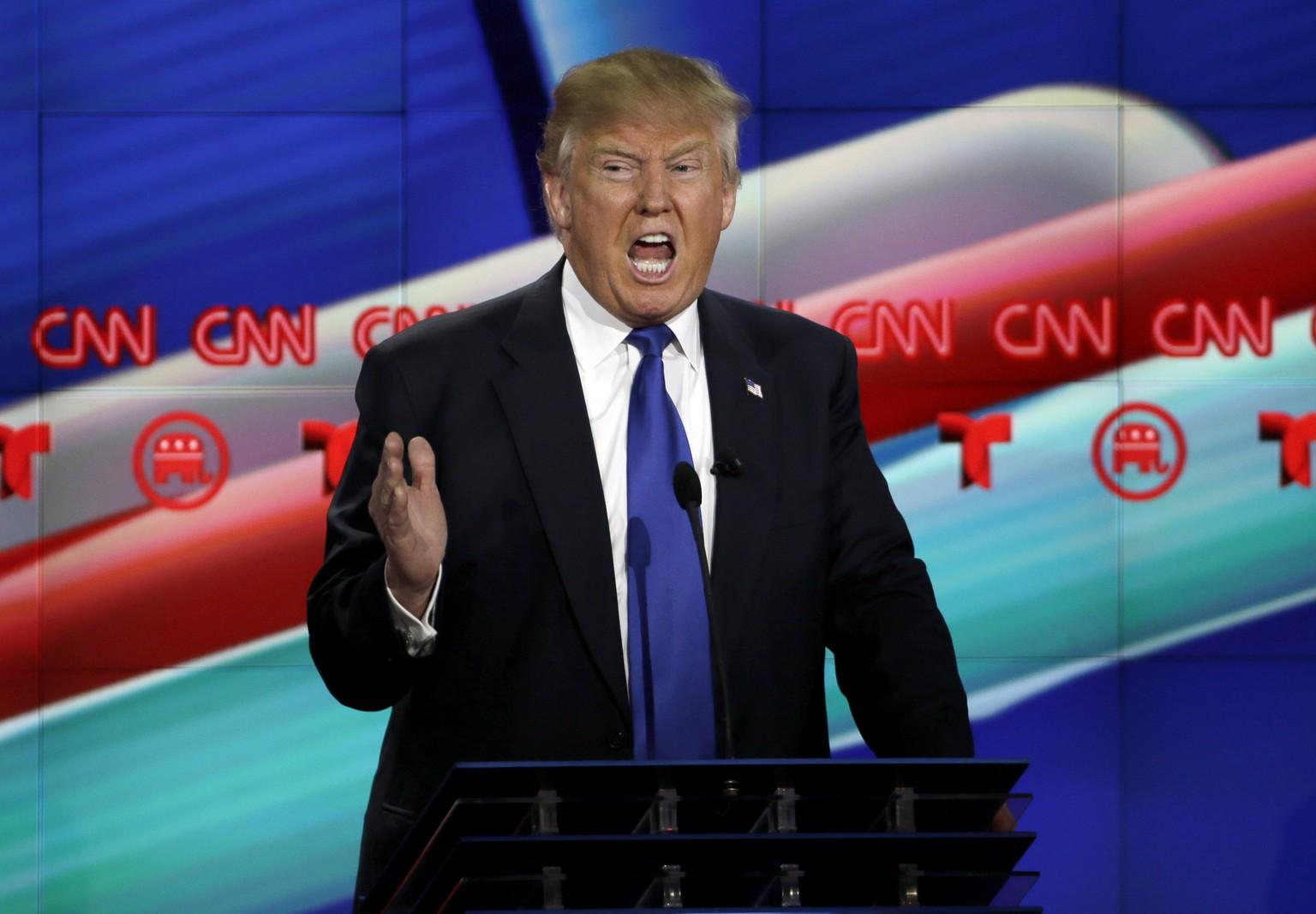 worst of donald trump: seine schrillsten sprüche - watson