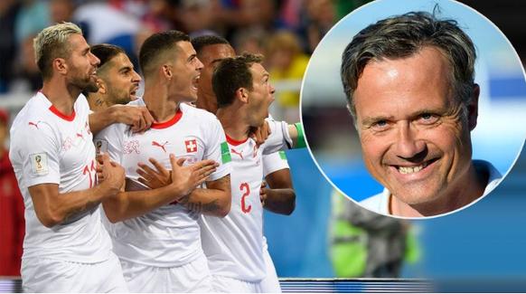 Schweizer Nationalspieler - Doppelbürger-Debatte: Xhaka beklagt Steinzeit-Kommentare