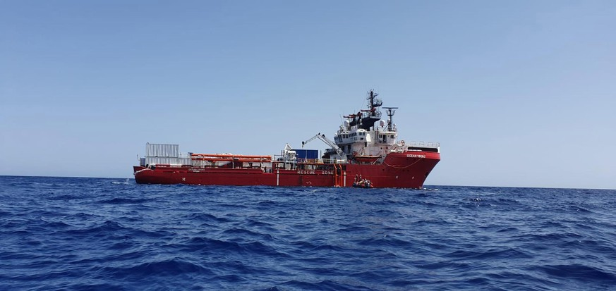 Bootsflüchtlinge auf «Ocean Viking» dürfen in Italien an Land