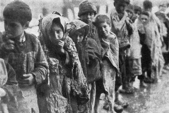 armenische kinder genozid