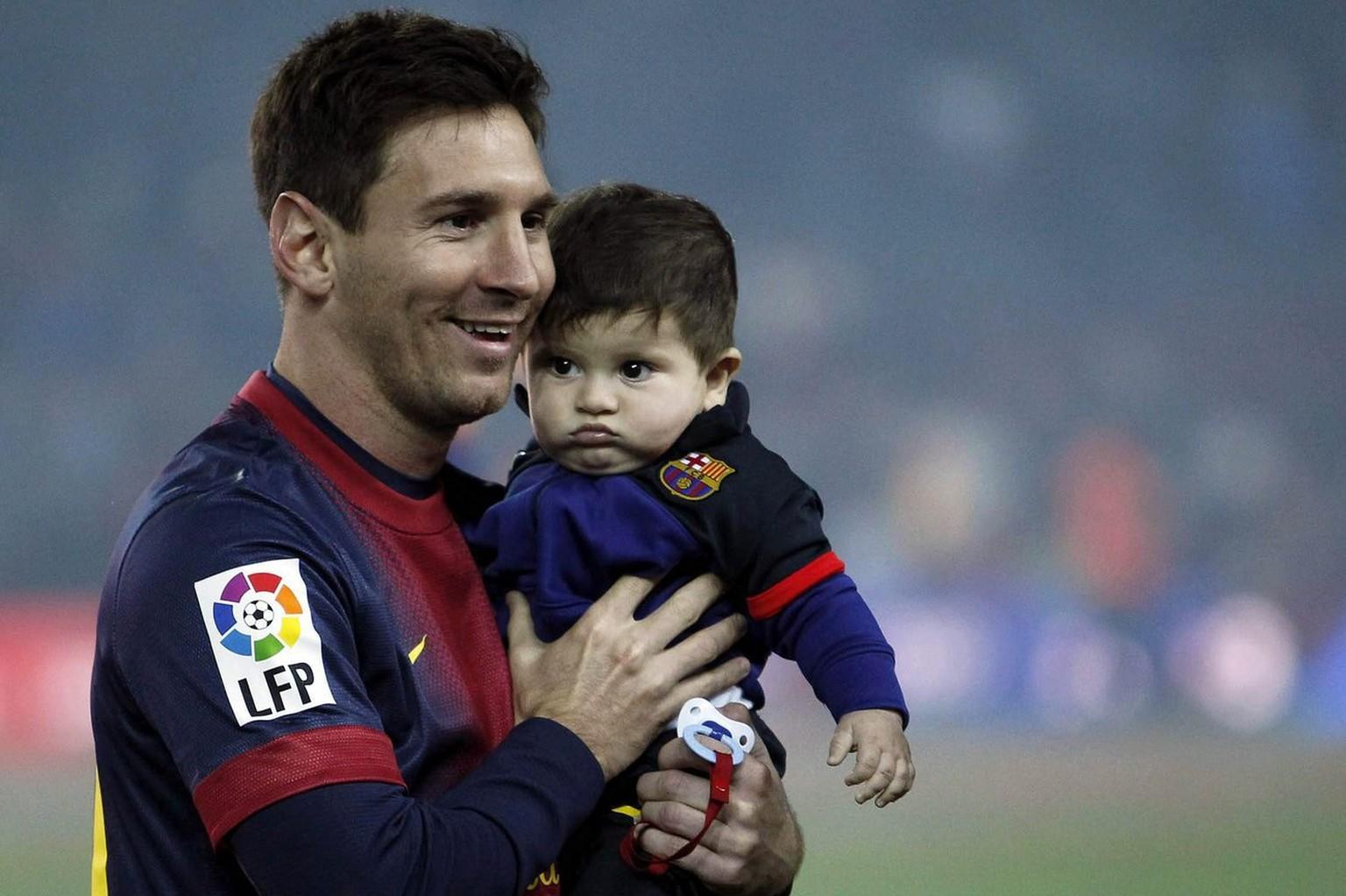 Messi Geboren