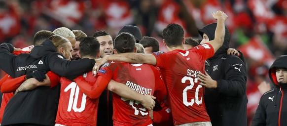 Vladimir Petkovic hat sich mit der Schweiz für die WM 2018 in Russland qualifiziert. Hierfür hat der Coach in 12 Spielen die folgenden 29 Spieler eingesetzt: