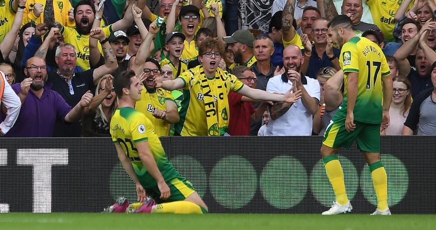 Norwich schockt Manchester City – Hattrick von Chelsea-Youngster Abraham