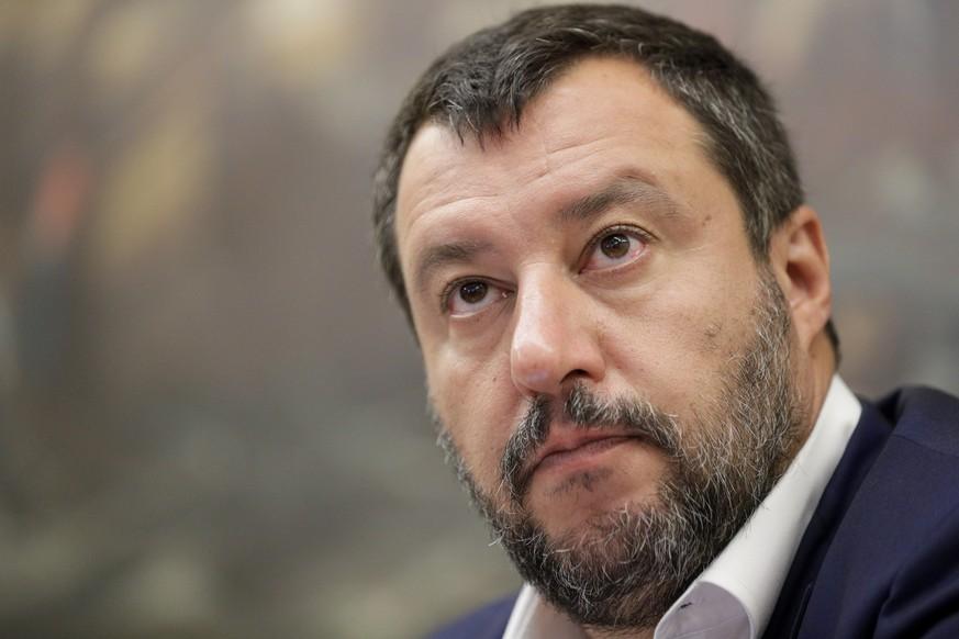 Krisenstimmung in Italien: Lega und Sterne gespalten wie nie - Überregionales