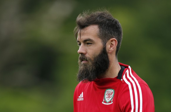 Britain Football Soccer - Wales Training - The Vale Resort, Hensol, Vale of Glamorgan, Wales - 1/6/16