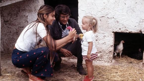 Kinder Al Baño Und Romina Power:Al Banos und Romina Powers verschwundene Tochter: 21 Jahre