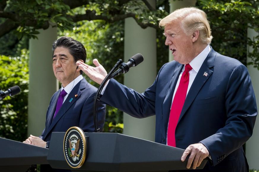 Trump: Freundlicher Brief von Kim