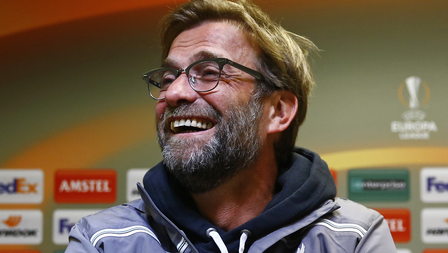 Football Soccer - Liverpool Press Conference - Signal Iduna Park, Dortmund, Germany - 6/4/16