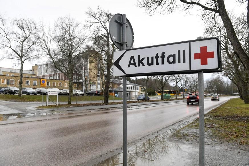 Notaufnahme geschlossen: Ebola-Verdacht bei Patient in Schweden