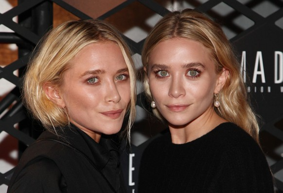 FILE - MAY 22: According to reports May 22, 2015 Mary-Kate and Ashley Olsen will not be joining the cast of Netflix's Full House reboot,