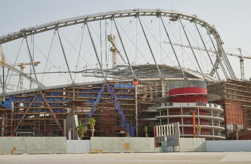Warum Die Fussball Wm In Katar Ein Skandal Ist Watson