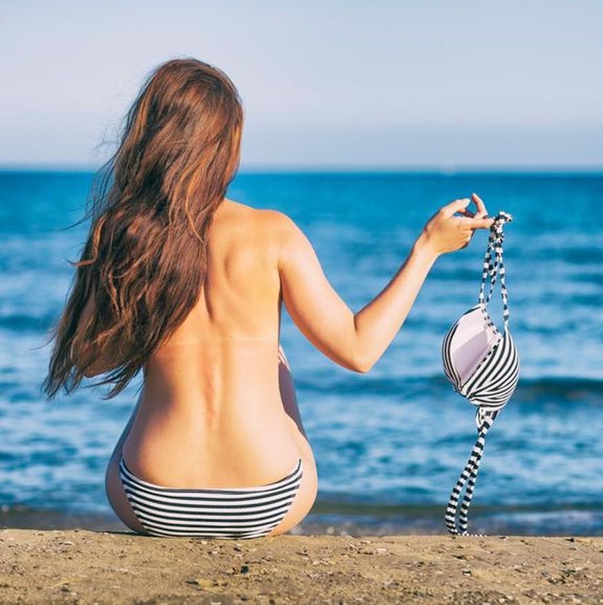 strand stillen nackt