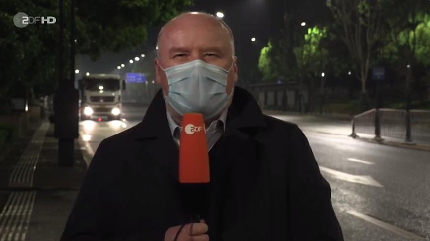 Deutsche Journalisten sind nach Wuhan gereist – was sie berichten, ist nicht erfreulich