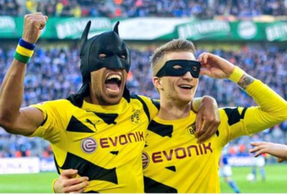 BVB Batman und Robin