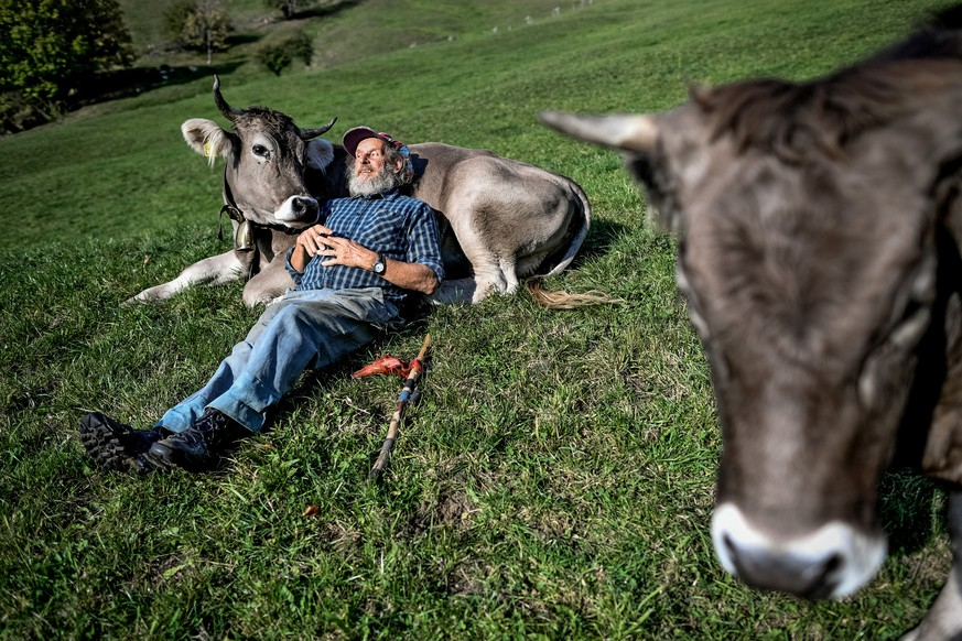 HANDOUT -- ZU DEN GEWINNERN DER SWISS PHOTO AWARDS 2019 AM FREITAG, 29. MAERZ 2019, STELLEN WIR IHNEN FOLGENDES BILDMATERIAL ZUR VERFUEGUNG -- 
