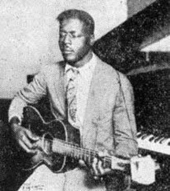 Blind Willie Johnson blues