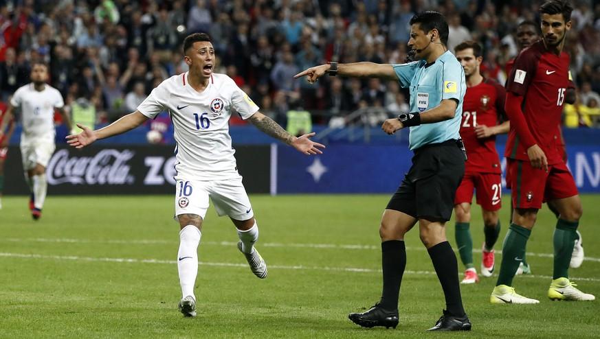 Chile Gegen Portugal