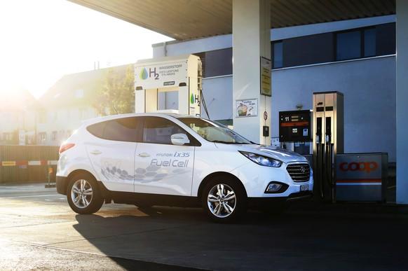 Warum der saubere Wasserstoff-Antrieb keine Chance gegen das Elektroauto hat
