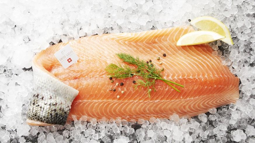 Lachsprodukte von Coop und Migros wegen Listerien zurückgerufen