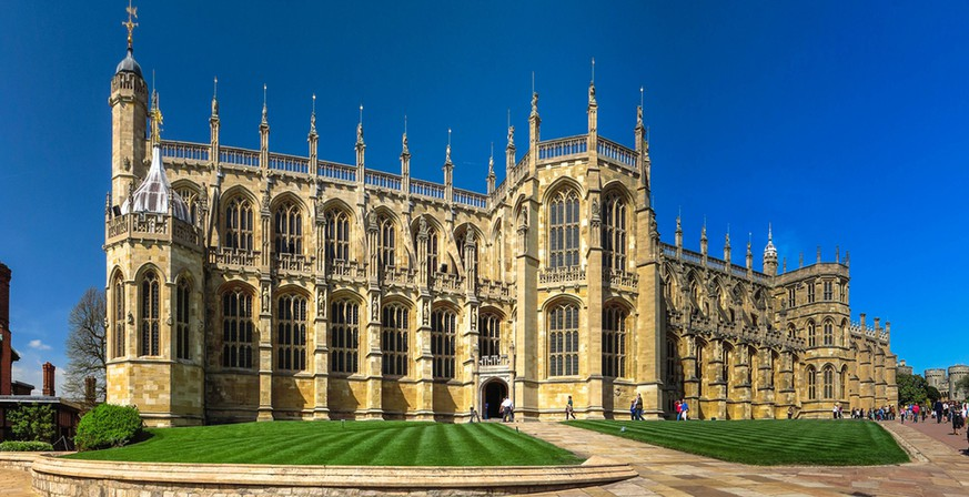 St. George's Chapel, Windsor