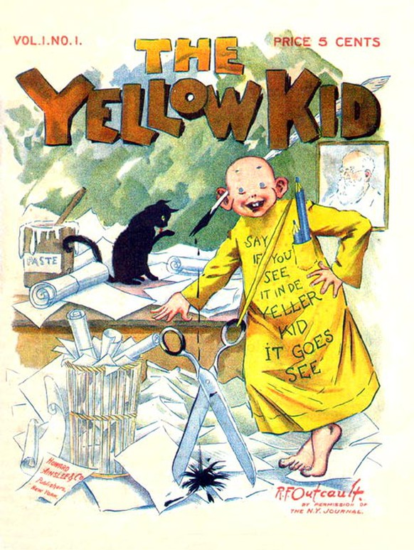 «The Yellow Kid»