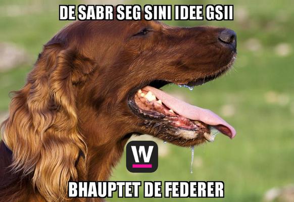 Sabr Roger Federer