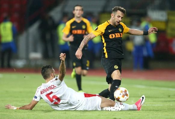 ALBANIA SOCCER UEFA EUROPA LEAGUE