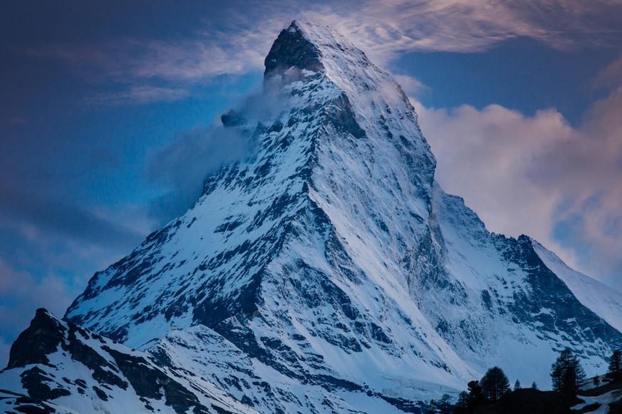 Klimawandel: Das Matterhorn wird für Bergsteiger immer gefährlicher