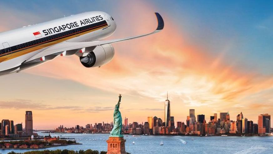 Singapur bis New York: Das ist der neue längste Nonstop-Flug ...