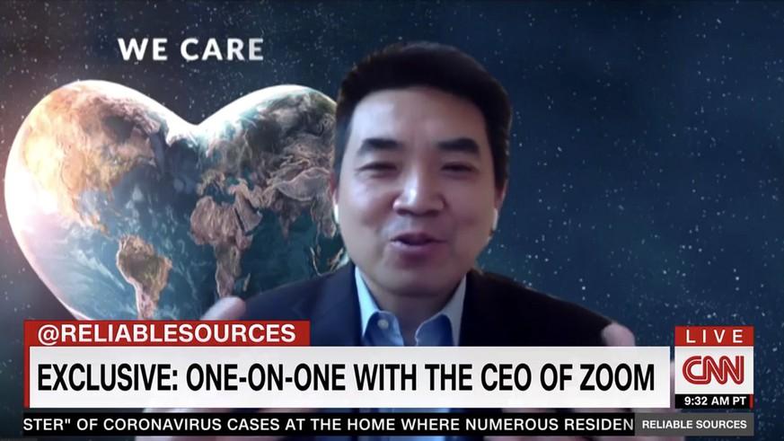 Zoom-Chef kriecht zu Kreuze: «Ich habe als CEO wirklich Mist gebaut»