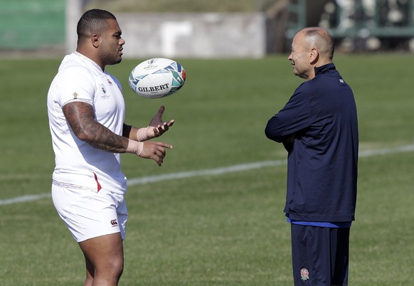 Japan Rugby WCup England
