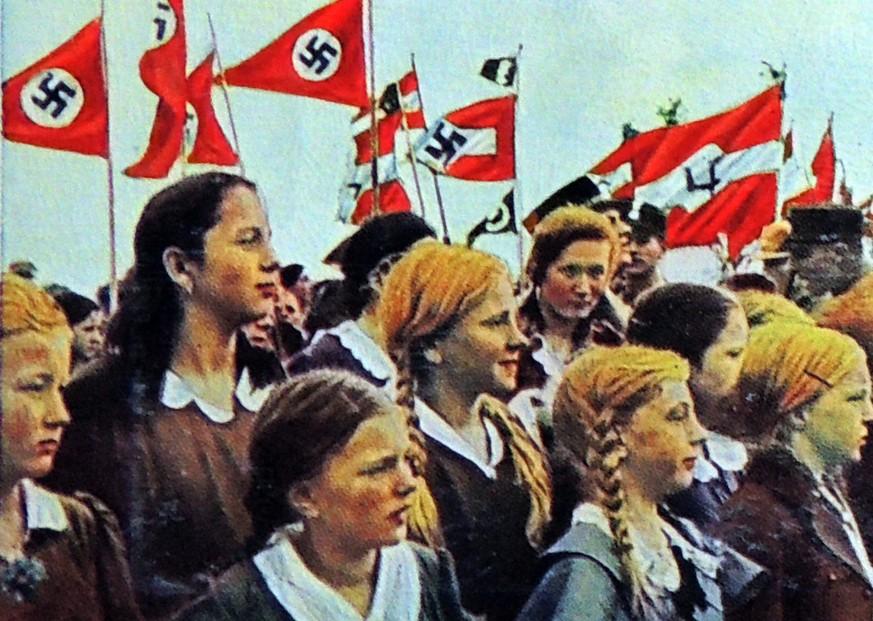 Gründung Hitlerjugend