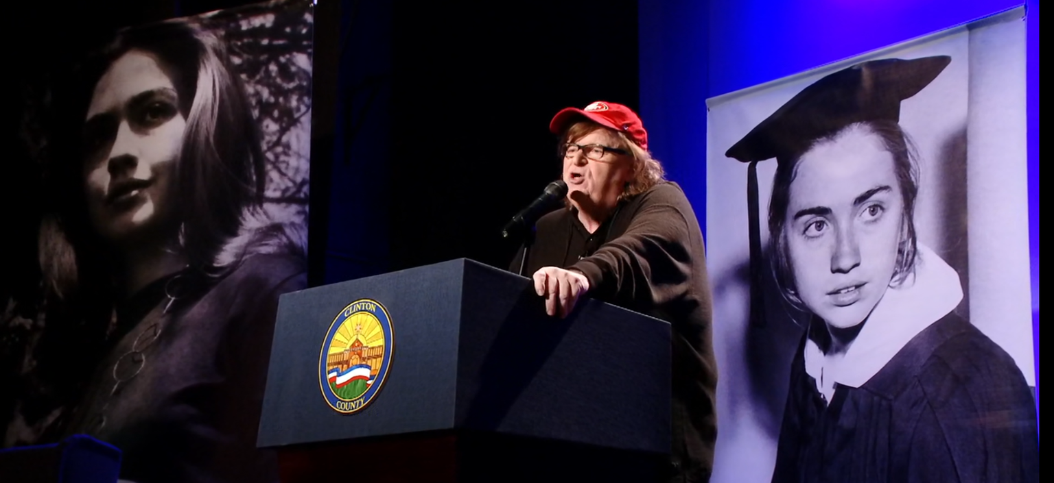 «Michael Moore in Trumpland»