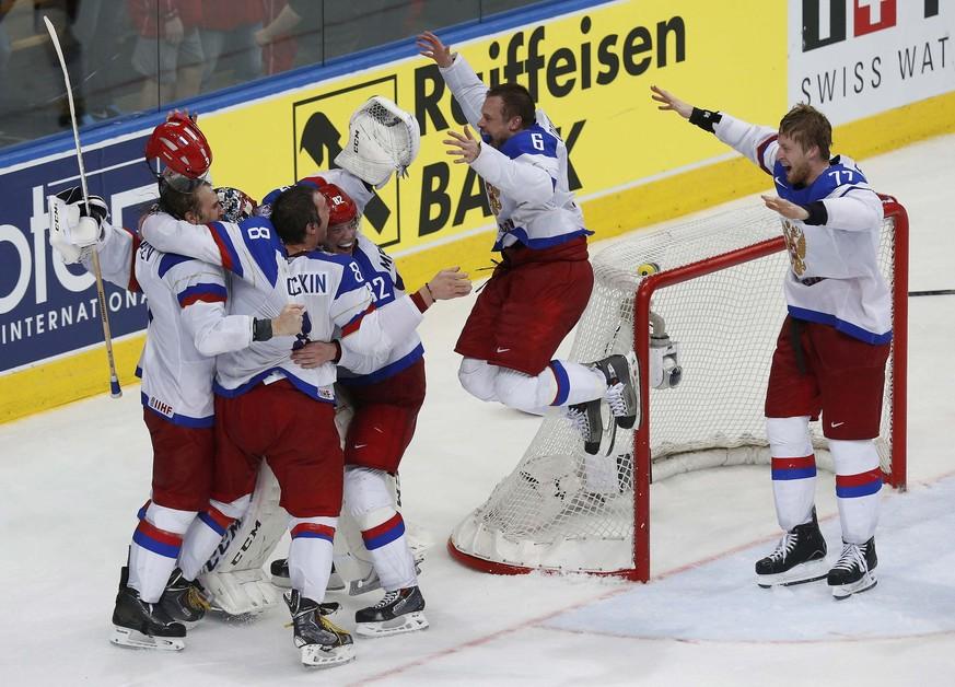 russland finnland eishockey