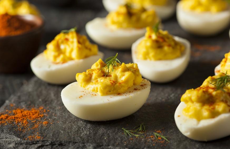 Die Besten Eier Rezepte Watson