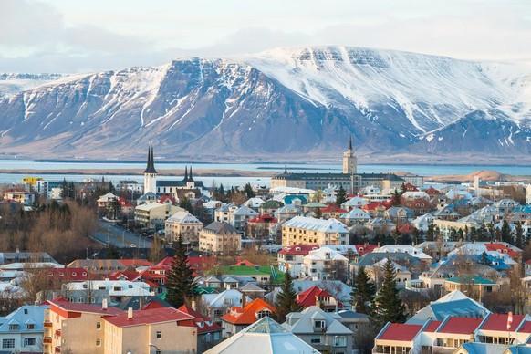 reykjavik, hauptstadt island.