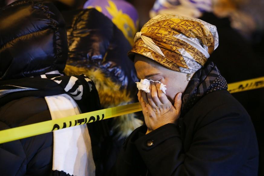 USA: Sechs Tote nach Schießerei bei New York