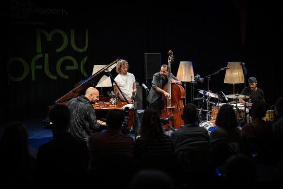 Shai Maestro Quartet @ «Musig im Pflegidach» Muri