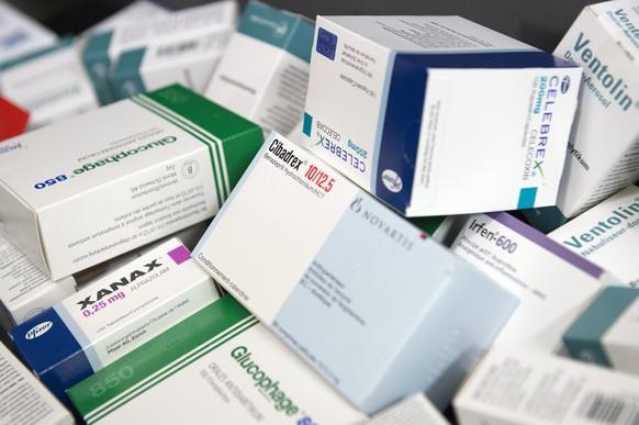 Werbung medikamente