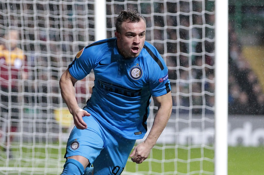 Football - Celtic v Inter Milan - UEFA Europa League Second Round First Leg - Celtic Park, Glasgow, Scotland - 19/2/15