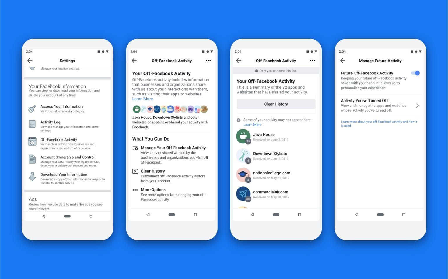 Facebook App Anstupser Sehen