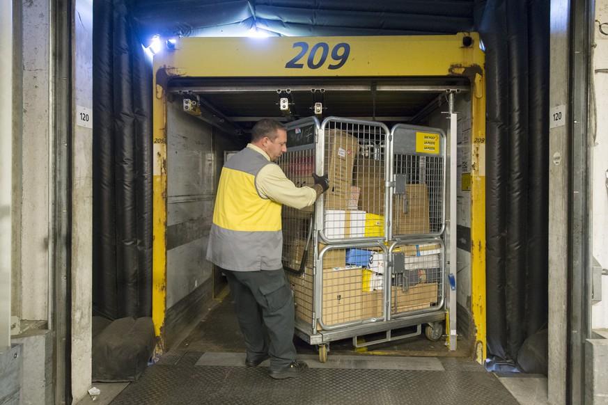 Zoll-Stichproben: Post schafft Gebühren ab