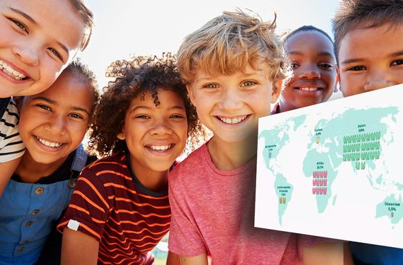 10 Grafiken, die zeigen, wie es den Kindern auf der Welt geht