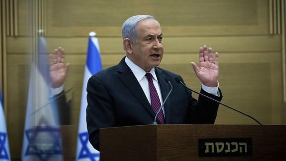 Benjamin Netanjahu, Ministerpr